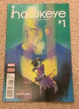 Hawkeye #1 Lemire & Perez (Marvel/Avengers) January 2016