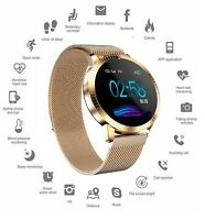 Waterproof Activity Tracker Smart Watch for Samsung iPhone iOS LG Motorola Moto