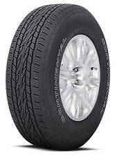 2 NEW Continental CrossContact LX20 With Ecoplus Technology 265/70R17 115T BSW