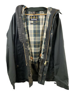 Mens Barbour Jacket XL
