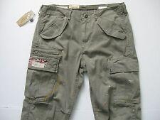 DENIM & SUPPLY RALPH LAUREN Men's Allover Paint Splatters Cargo Pant 33x32