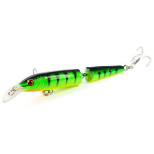 1pc Minnow Fishing Lure 9.6g/10.5cm Swimbaits Hard Bait Hook Freshwater