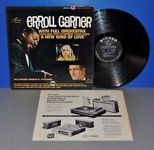 Erroll Garner A New Kind Of Love OST USA '63 Mercury 1st Paul Newman Vinyl LP