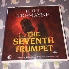 Peter Tremayne The Seventh Trumpet 12 x CD AUDIO BOOK 13 Hours Unabridged