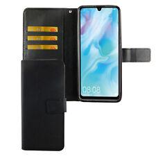Huawei P30 lite New Edition Hülle Case Handy Schutz Tasche Schutzhülle Schwarz