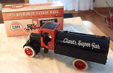 1925 Kenworth Tanker Truck Bank,third in series of die-cast tankers, 1/34 scale