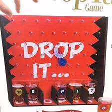 Drop It Game Game Shot Glasses Drinking Party Bar Pub Adult Fun Wembley
