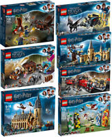 LEGO Harry Potter Sets - Choose your Set(s)