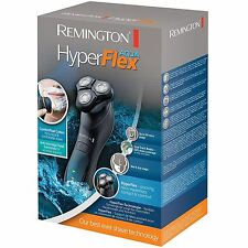 Remington XR1430 Men's Hyperflex Aqua Rotary Electric Shaver, Cordless Wet & Dry
