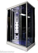 2 person Steam Shower Enclosure,Massage,Aromatherapy.6 Year Warranty