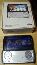 Sony Ericsson Xperia Play 3G Gaming Smartphone R800x Playstation Original Box
