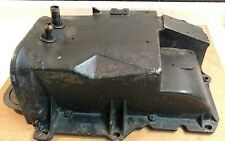 1966/67 Buick Riviera heater core compartment including heater core