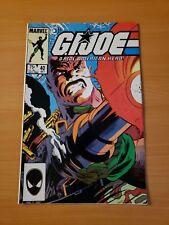 G.I. Joe A Real American Hero #40 Direct Market ~ NEAR MINT NM ~ (1985, Marvel)