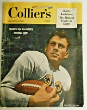 Collier's Dec. 11, 1948  -All American Football issue