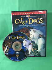 Cats  Dogs (DVD, 2007)