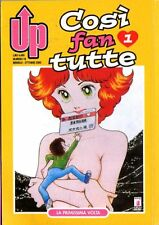 manga STAR COMICS COSI FAN TUTTE numero 1