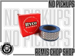 Air Filter - Ford Cortina 1200 1300 1500 1600 CD NOS Parts - F1 Remis Chop Shop