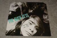 The Buck Pets~Self-Titled LP~AUTOGRAPHED~1989 Pop Rock~FAST SHIPPING!!