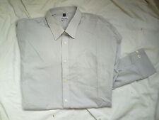 "graues "" Pascha "" Herrenhemd ,Größe 43 = XL , 1x getragen , Neuwertig"