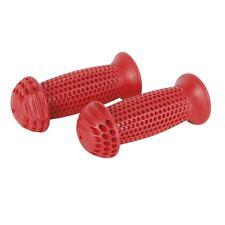 Poignée de Vélo en PVC pour enfant Trottinette Tricycle  Rouge