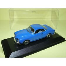 VW KARMANN GHIA COUPE 1955 Bleu MINICHAMPS 1:43