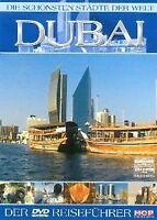 Die schönsten Städte der Welt - Dubai   DVD   Zustand gut