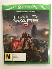 Halo Wars 2 Standard Edition XBOX ONE Brand New & Sealed PAL