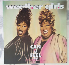"12""  WEATHER GIRLS    ***  CAN U FEEL IT   ***  3 MIXES      MINT   PR-COPY"