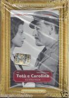 Dvd TOTO' E CAROLINA di Mario Monicelli nuovo slipcase 1954