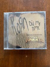 Did My Time [Single] by Korn (CD, Jul-2003, Epic)