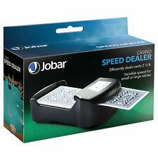 Jobar Casino Speed Dealer Battery Powered Playing Card Dealer