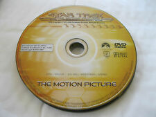STAR TREK THE MOTION PICTURE  starring William Shatner,- DISC ONLY {DVD}