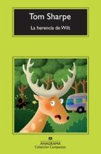 La herencia de Wilt (Spanish Edition) by Tom Sharpe in Used - Very Good