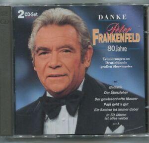 2CD Peter Frankenfeld: Danke (EMI) 1993