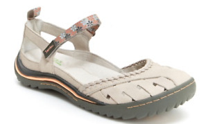 Jambu Apple Blossom Light Grey Mary Jane Strappy Shoe Women's sizes 6-10/NEW!!!
