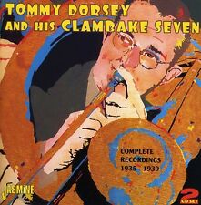 Clambake Seven, Tomm - Complete Recordings 1935-39 [New CD]