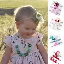 3pcs/Set Toddler Kids Baby Girls Headband Headdress Kids Hair Band Headwear