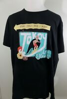 Jo Koy Men's Size 3XL Live in Hawaii Black T-Shirt Spam Chili Rice Laughs, GUC