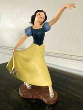 WDCC Disney Snow White 7 Dwarfs – Fairest one of All- Used