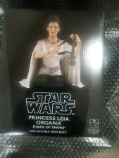 Gentle Giant Star Wars PRINCESS LEIA HERO OF YAVIN Mini Bust Statue from JP Rare