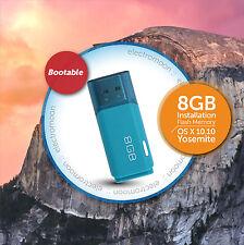 Os X Yosemite 10.10:: 8GB unidad USB de arranque:: instalación nueva/recuperación
