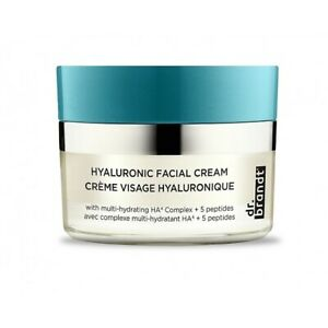 NEW! TOP ! Face cream with hyaluronic acid, 50 ml, Dr. Brandt