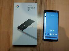 Google Pixel 2 XL - 64GB - Schwarz & Weiß (Ohne Simlock) Displayschaden