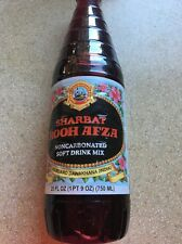 Set Of 2 Hamdard Roohafza Sharbat 750ml Each Rooh Afza Syrup ,USA SELLER