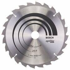Bosch Optiline Wood Circular Hoja De Sierra 254 X 30 X 2.0 Mm. 24 260864043 4