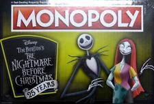 MONOPOLY The Nightmare before Christmas 25 Year´s  englisch Neu OVP