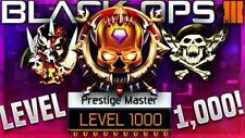 BO3 Prestige Master Level 1000 Multiplayer PS4 -  Call Of Duty Black Ops 3