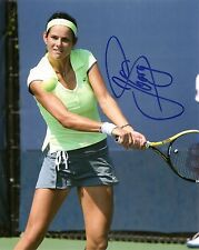 Julia Goerges Germany TENNIS 8x10 Photo Signed Auto