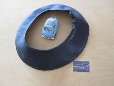 BMW Isetta 1x Manguera 4.80-10 Válvula de goma recta Exportar Estándar NUEVO