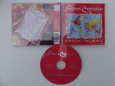 CD ALBUM FAIRPORT CONVENTION Jewel in the crown TECD067